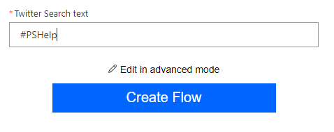 Flow Settings - 1